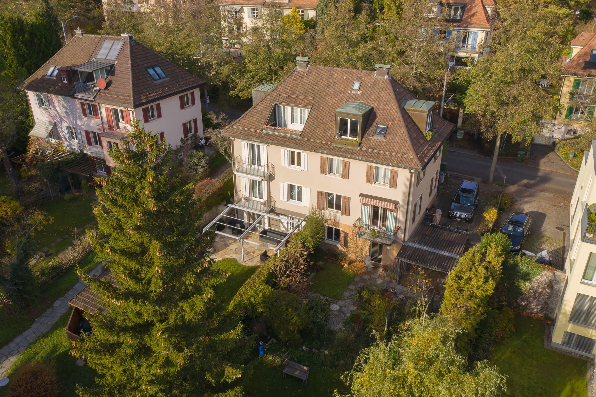Dreifamilienhaus Nordstrasse zu verkaufen