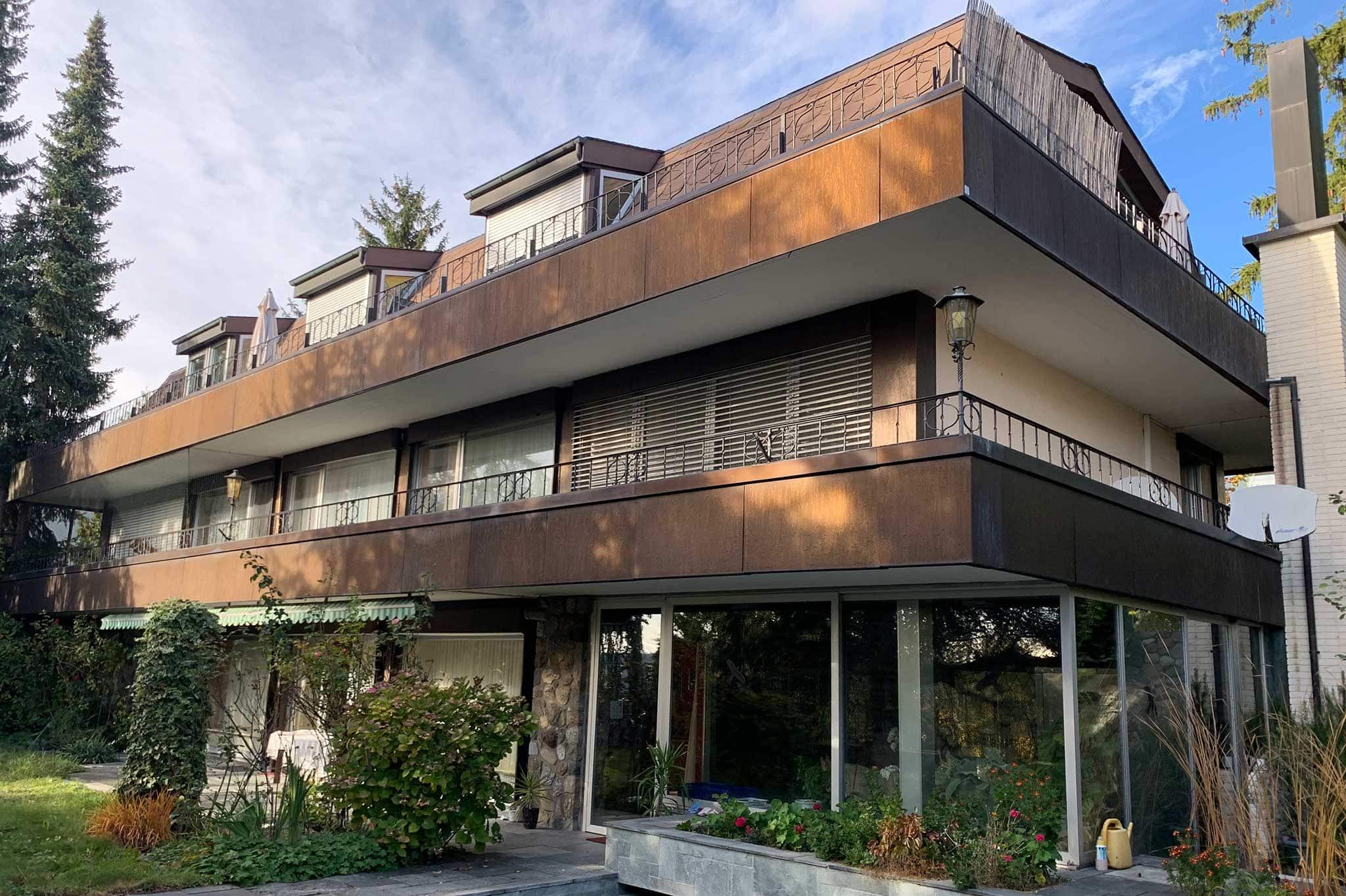 Zu Verkaufen: Villa in Uitikon-Waldegg