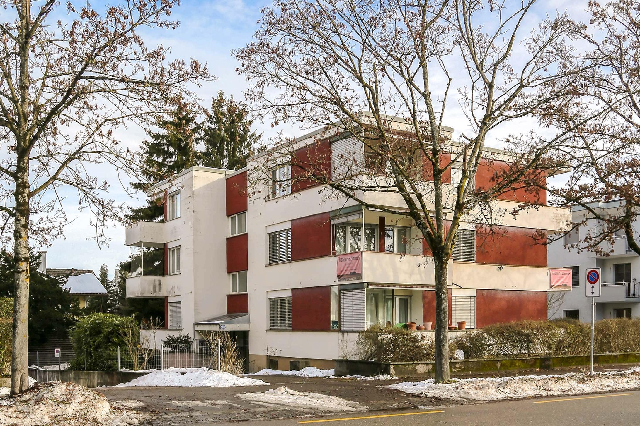 Mehrfamilienhaus Zürich Affoltern zu verkaufen