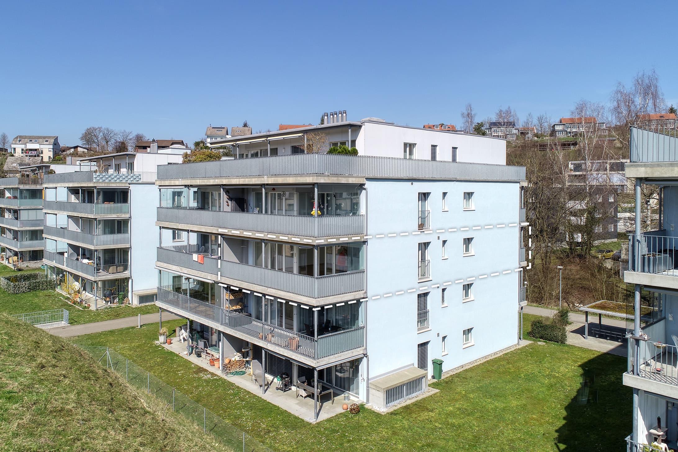 Immobilie kaufen: 3.5-Zimmer-Wohnung in Elsau