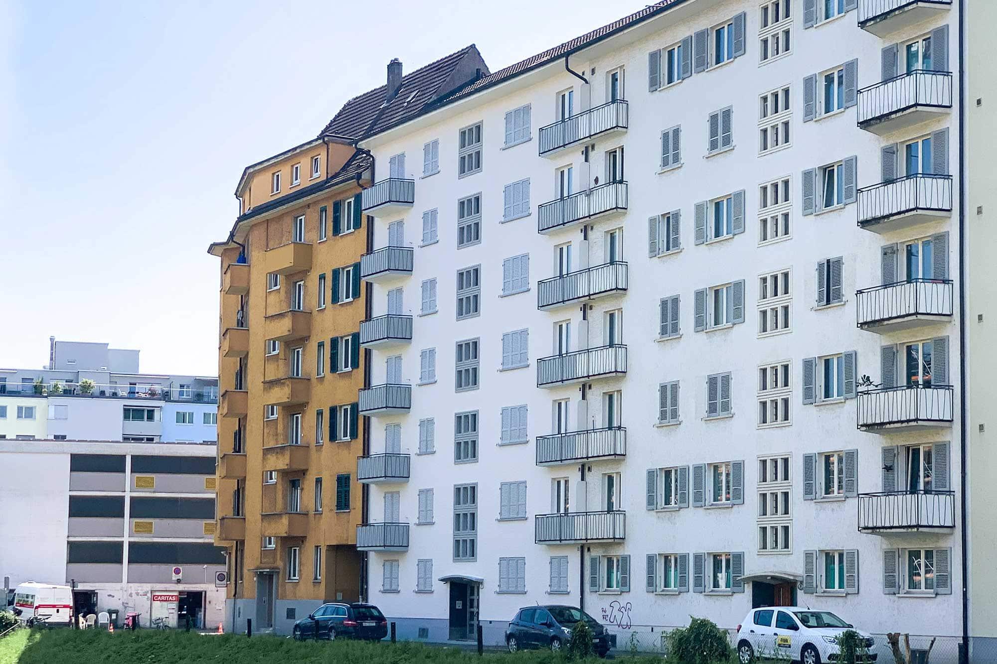 Immobilienmakler für Mehrfamilienhaus Luzern (zu verkaufen)